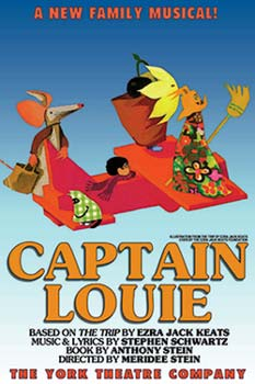 Captain Louie musical logo image