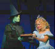 For Good scene from Wicked