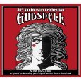 Godspell 40th anniversary album cover.