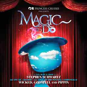 Magic to Do album Stephen Schwartz