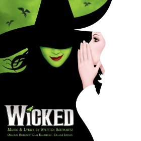Wicked cast album 2013